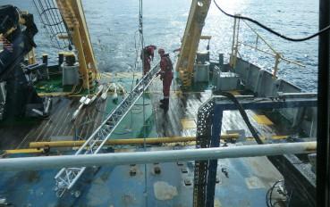 Noordezee Explosieven onderzoek